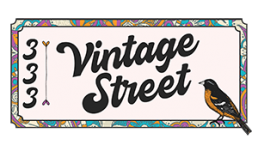 333 Vintage Street Logo